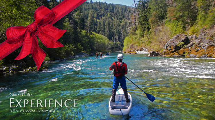 Rafting Gift Certificate