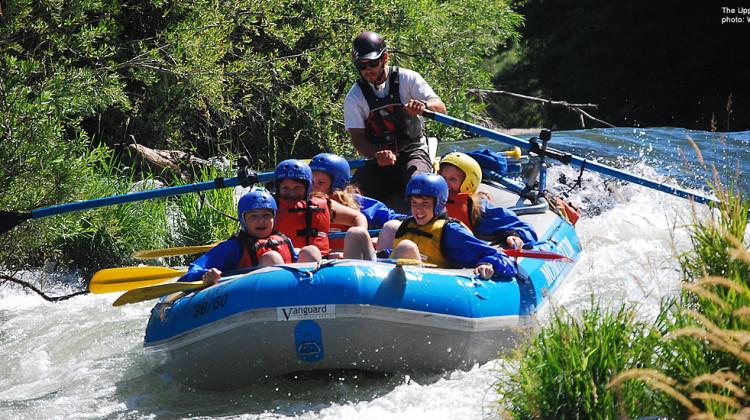 Medford Whitewater Rafting near Medford Oregon: Enjoy a ...