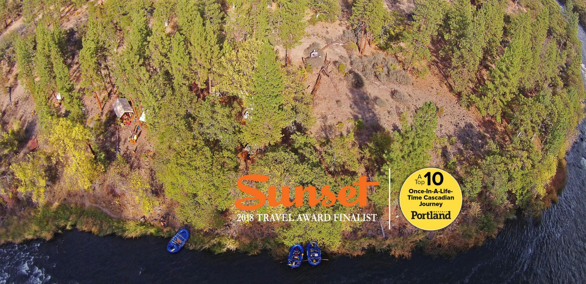 Upper Klamath Rafting Safari - Camping - Glamping - Upper Klamath River