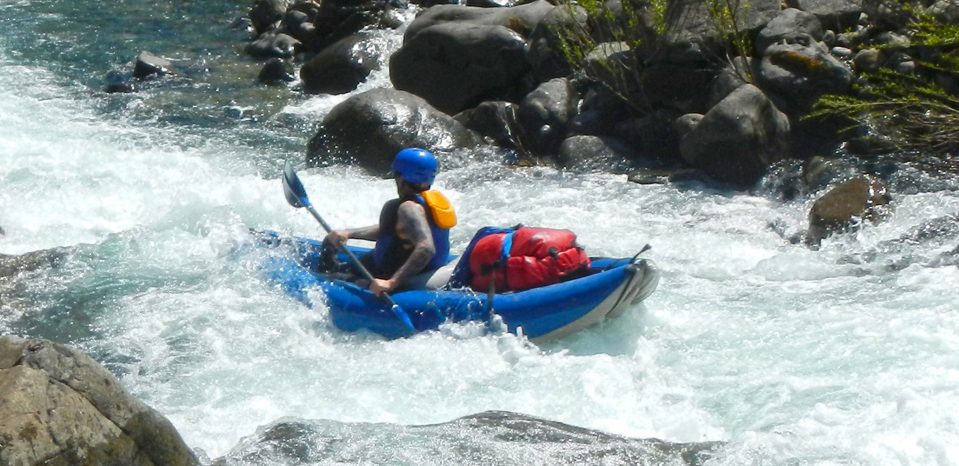 Multi-Sport Trips - Adventure - Kayak