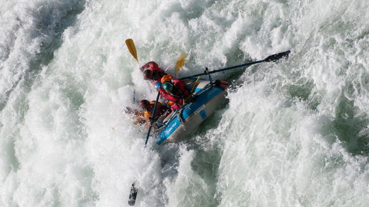 High Adventure Trips - Cal Salmon River - Northern California - Class V