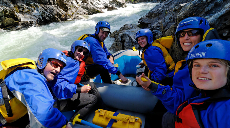 Family and Friend Charter Trips - Rafting - Custom