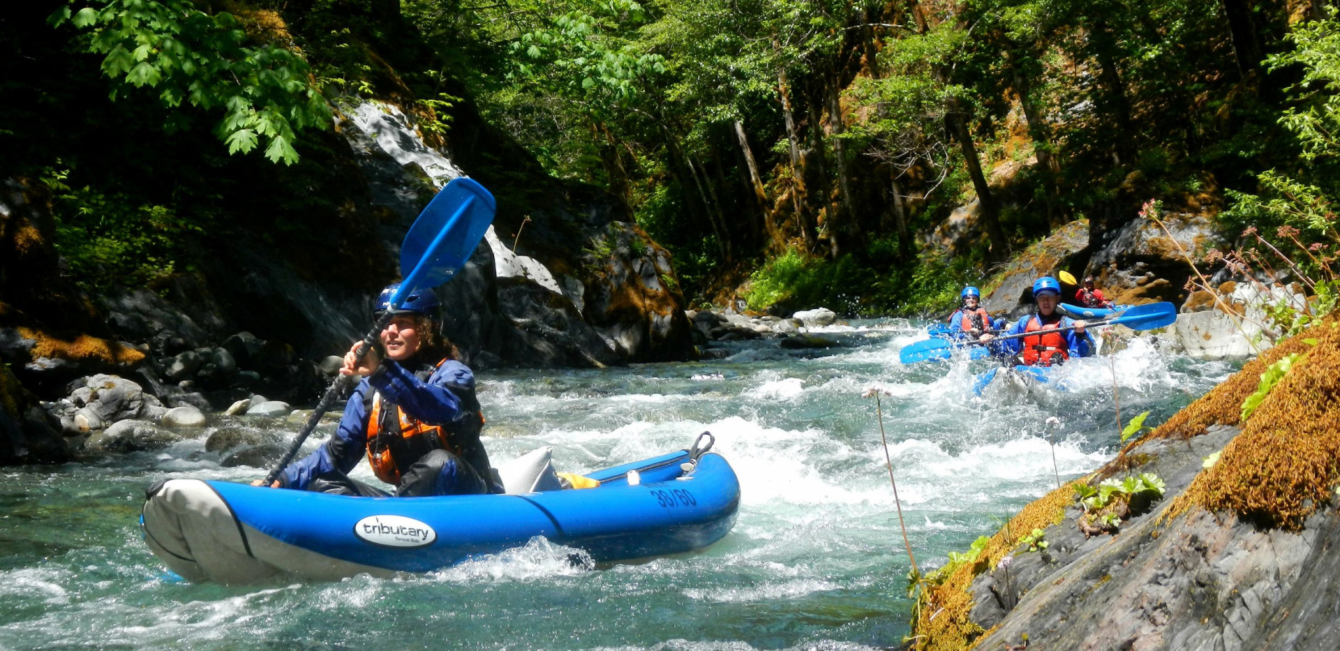 Kayak - High Adventure - Custom