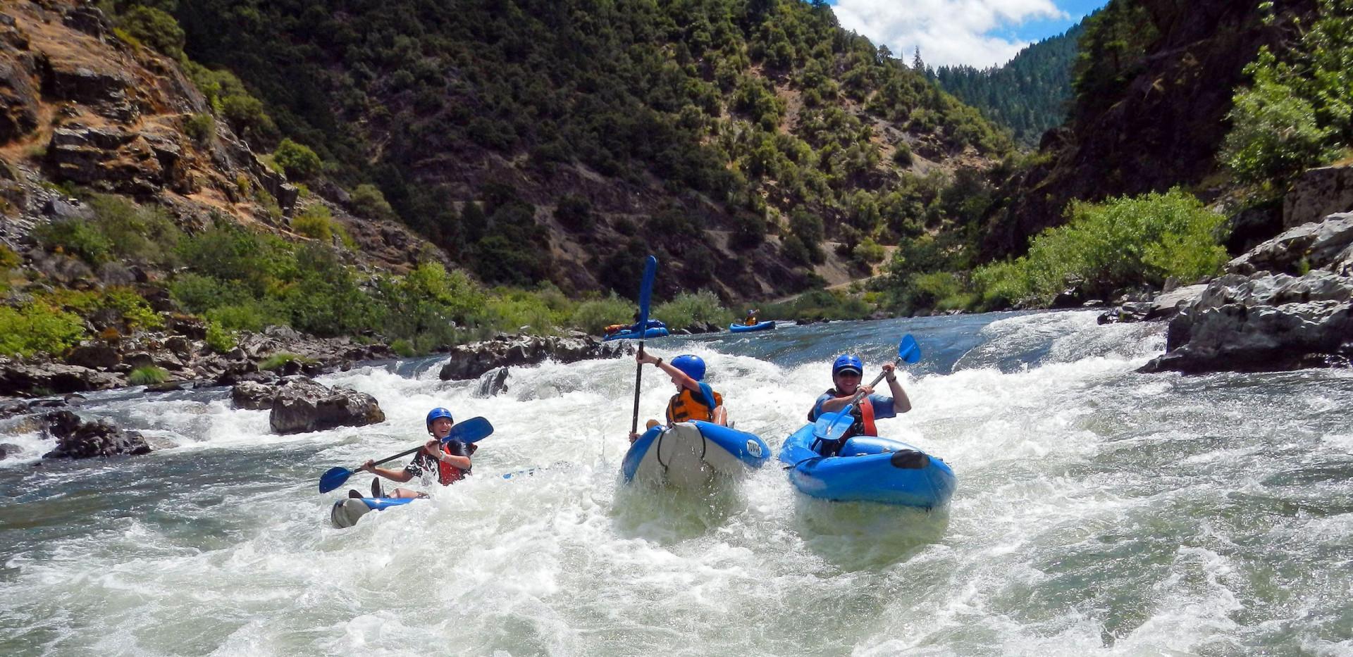Rogue River Rafting - Oregon Rafting - Family - Multi-generational