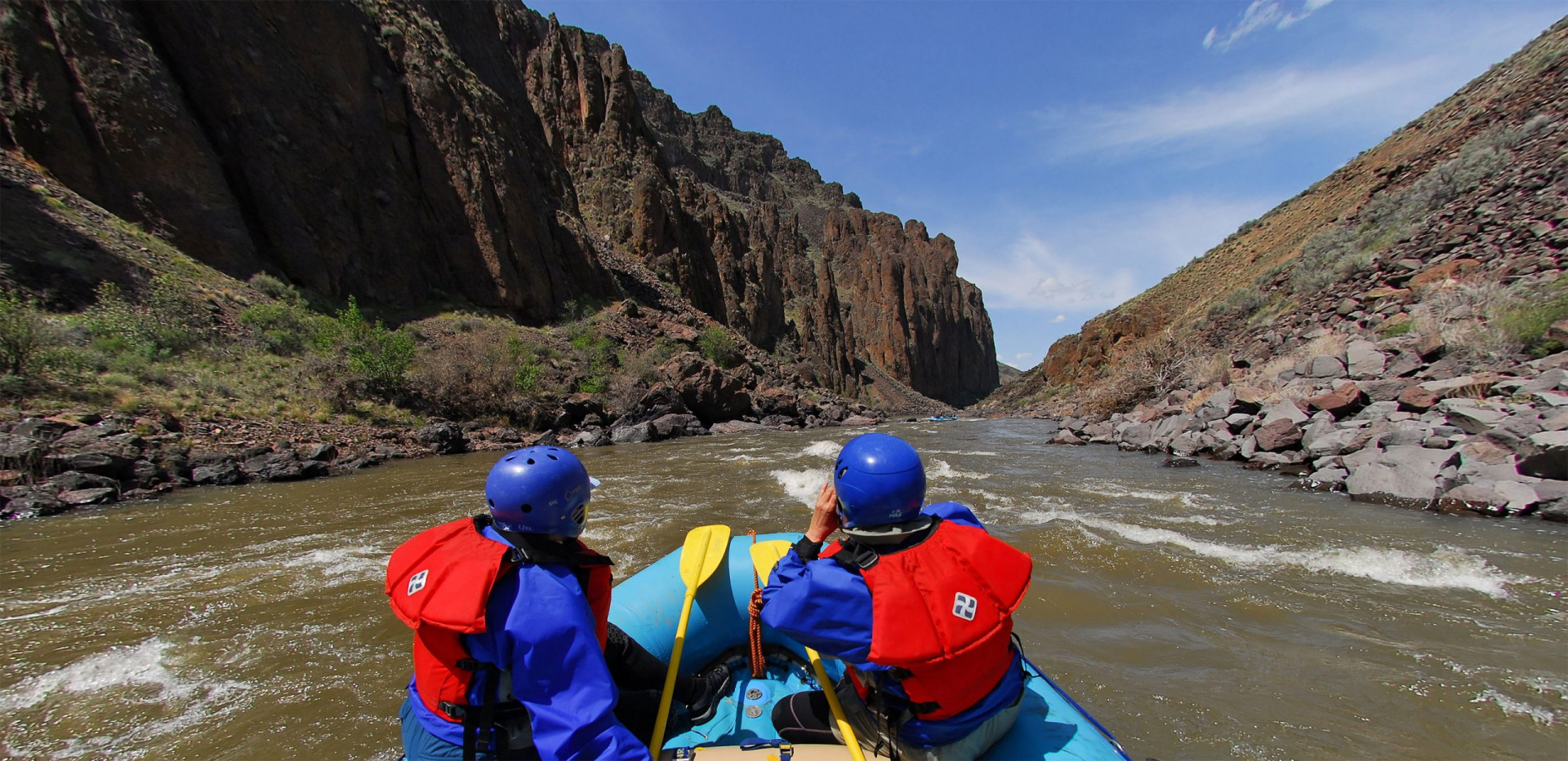 Owyhee River Rafting - Middle Owyhee - Oregon Rafting