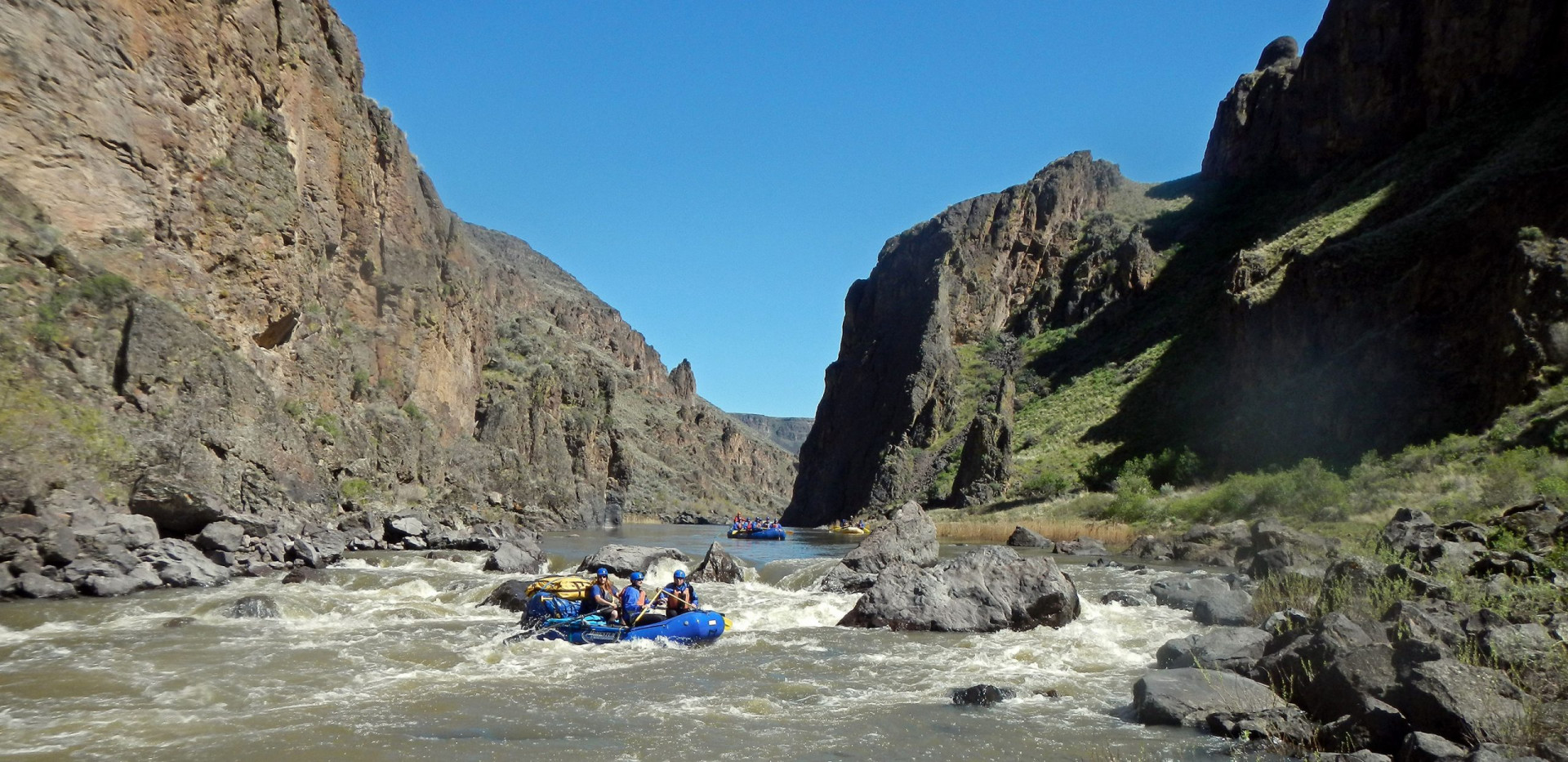 Middle Owyhee River - Owyhee River Rafting - Oregon