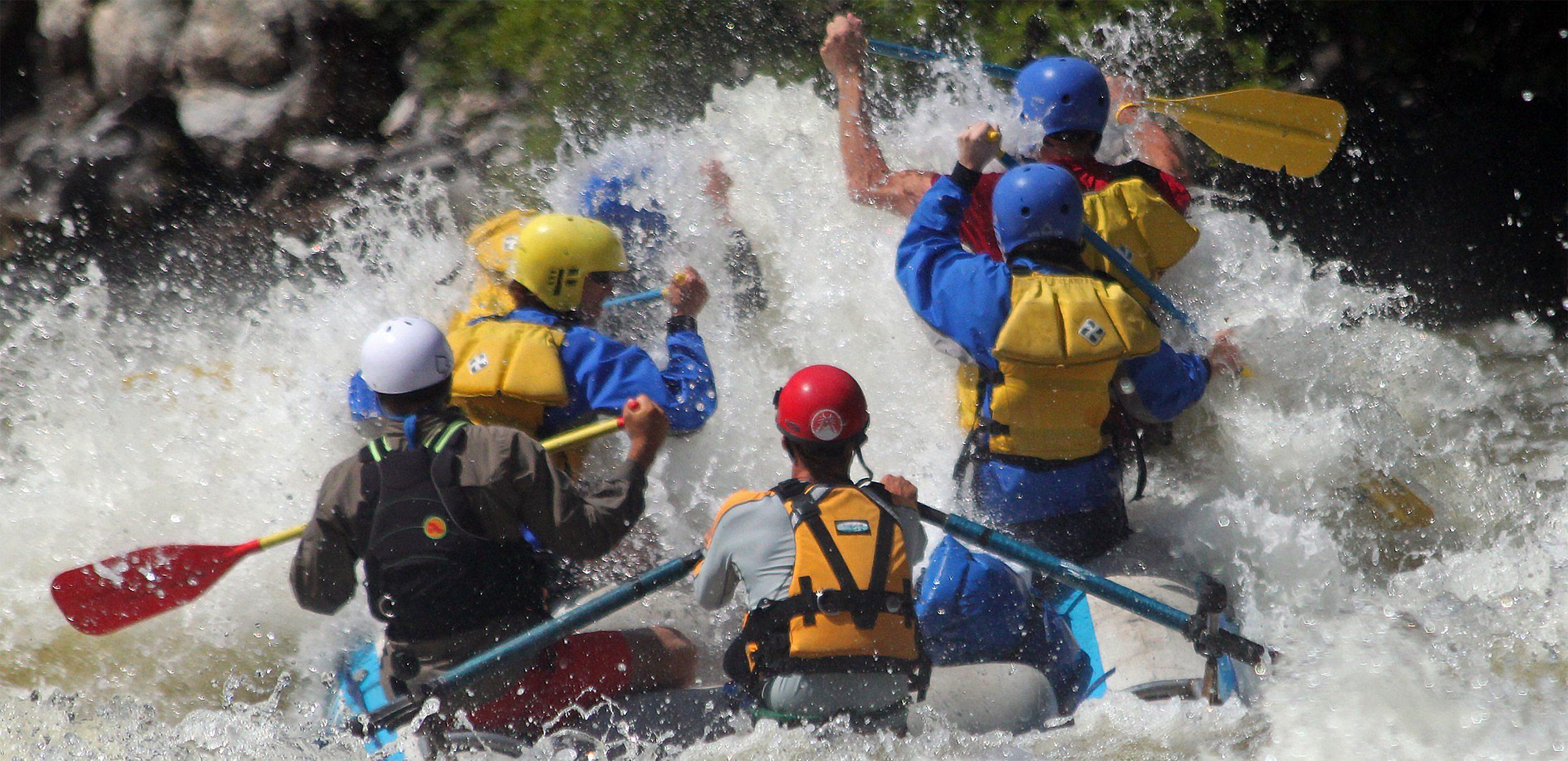 Upper Klamath Rafting - Whitewater Rafting - Adventure