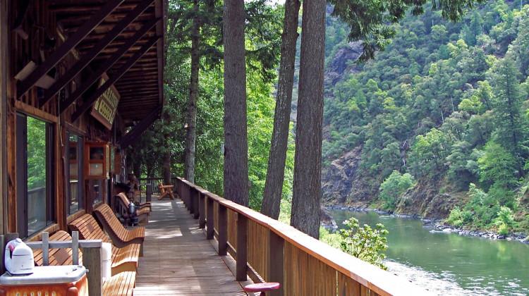 Rogue River Rafting - Rogue 3-Day Lodge Trip