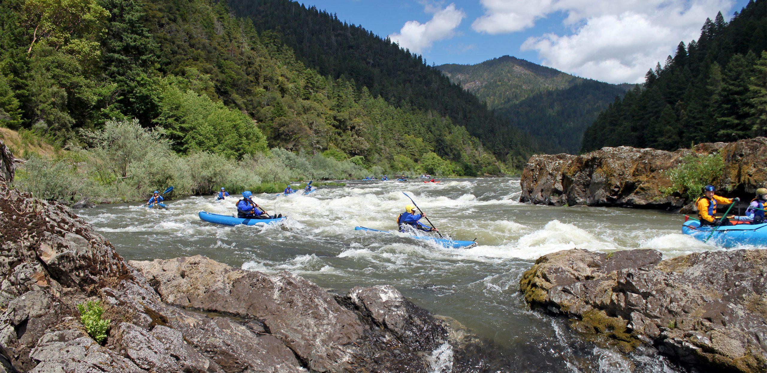 Rogue River Rafting - Oregon Rafting - Rogue High Adventure Kayaking