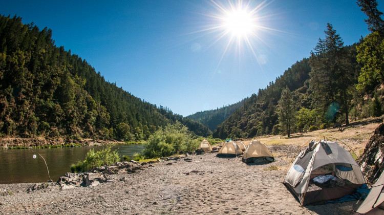 Rogue River Rafting - Rogue 4-Day Camp Trip
