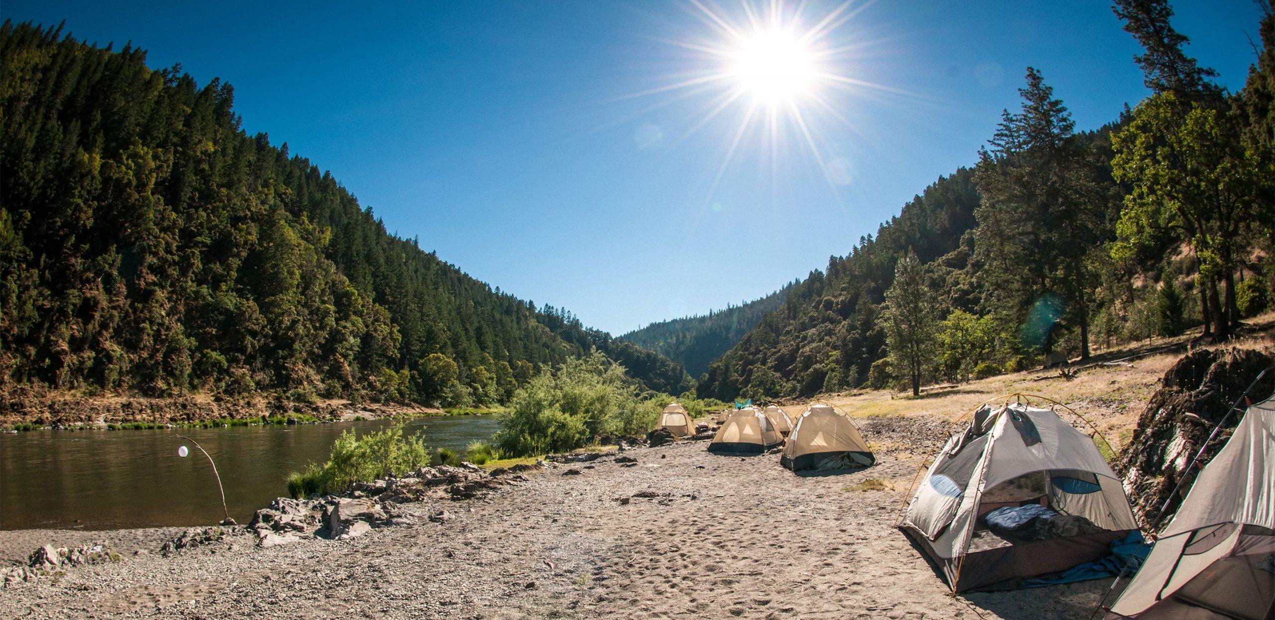 Rogue River Rafting - Rogue 4-Day Camp Trip