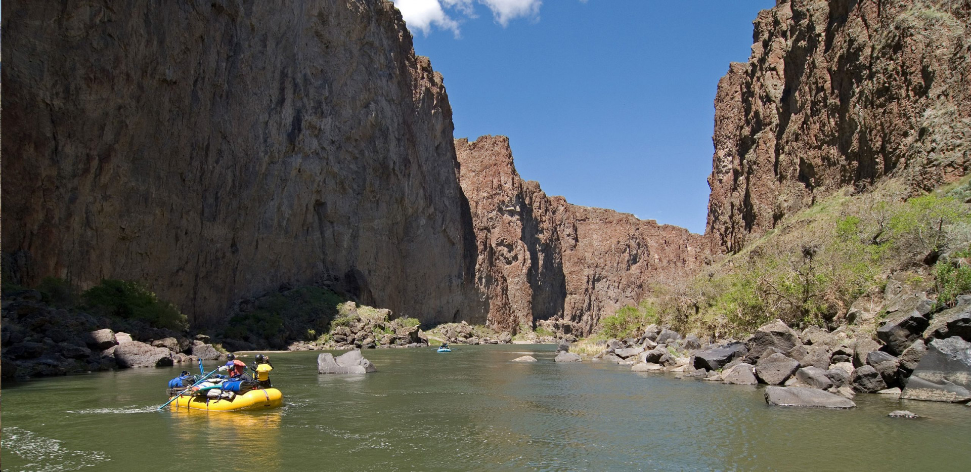 Owyhee River Rafting - Grand Canyon of Oregon