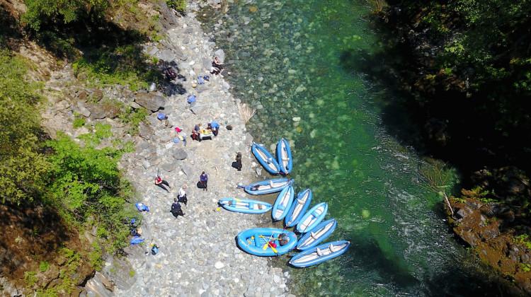 Clear Creek Kayaking - California