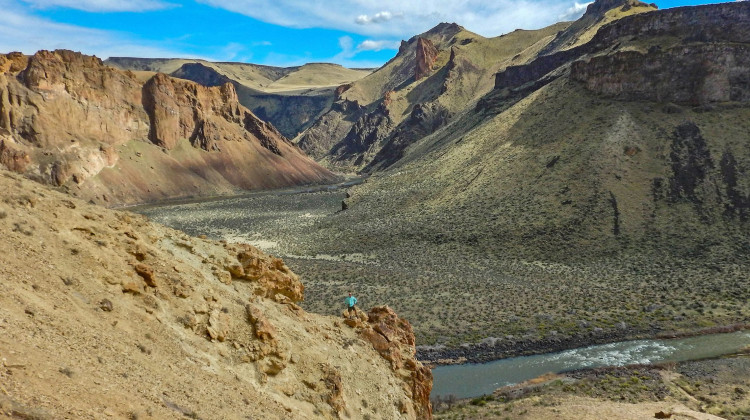 World-class Hiking on Lower Owyhee Rafting Trips