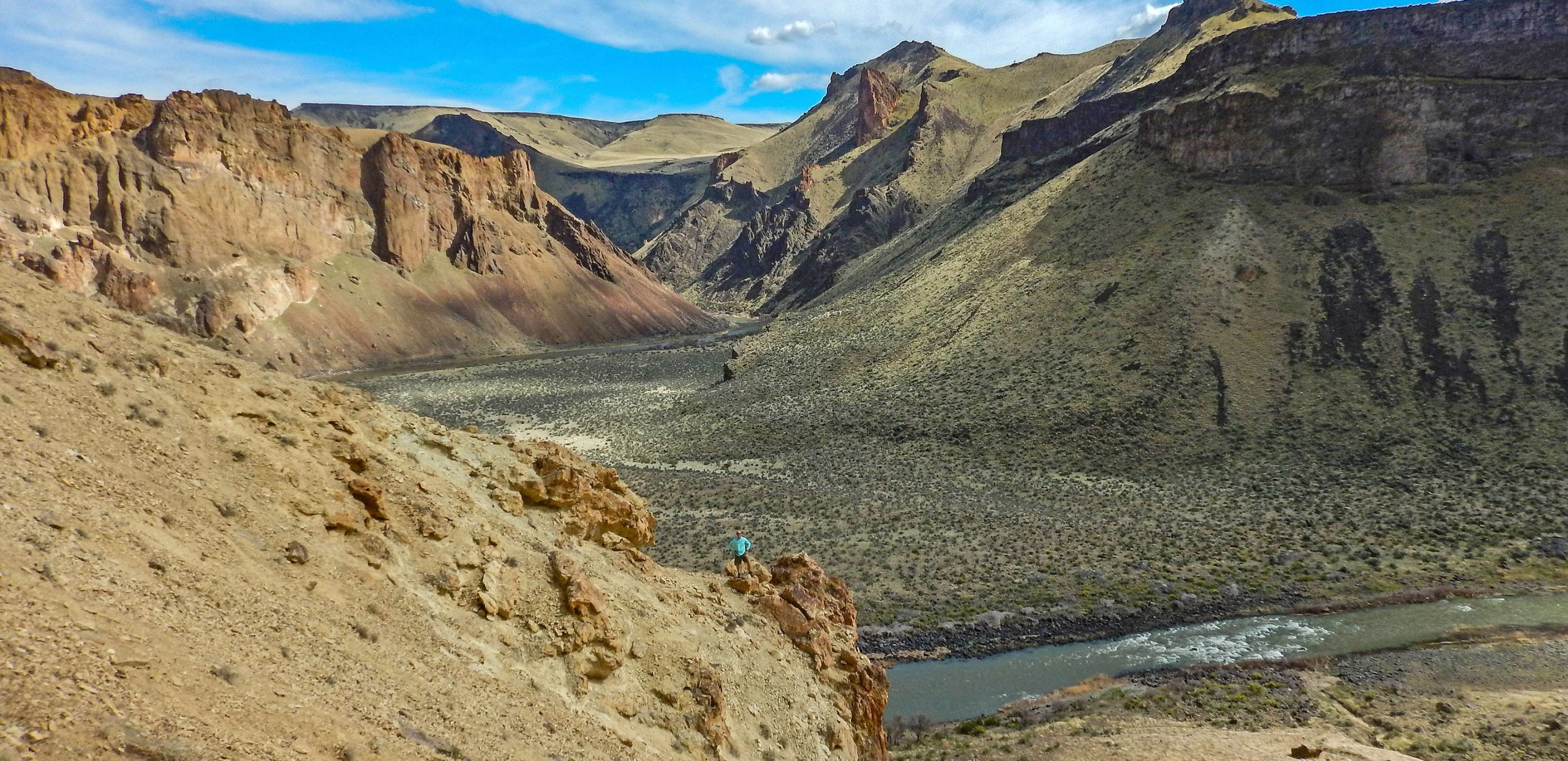 World-class Hiking - Owyhee River Rafting