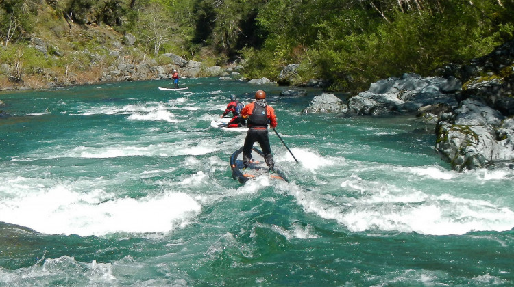 SUP - High Adventure Trips -