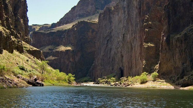 The Lower Owyhee River - Oregon