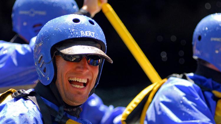 Klamath River Rafting - Private and Charter Safari's - Happy