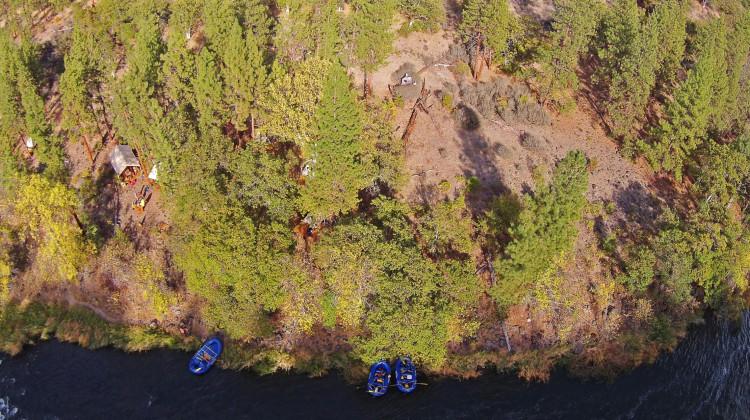 Upper Klamath Rafting Safari