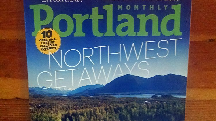 Portland Monthly named our Upper Klamath Rafting Safari as a Once in a Lifetime Cascadian Journey.