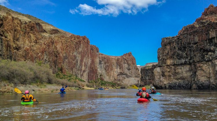 The Lower Owyhee - Photo: Phil DeRiemer