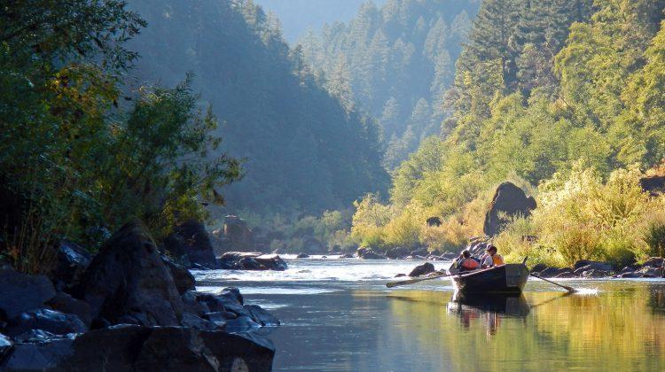 Rogue River Drift Boat Fishing