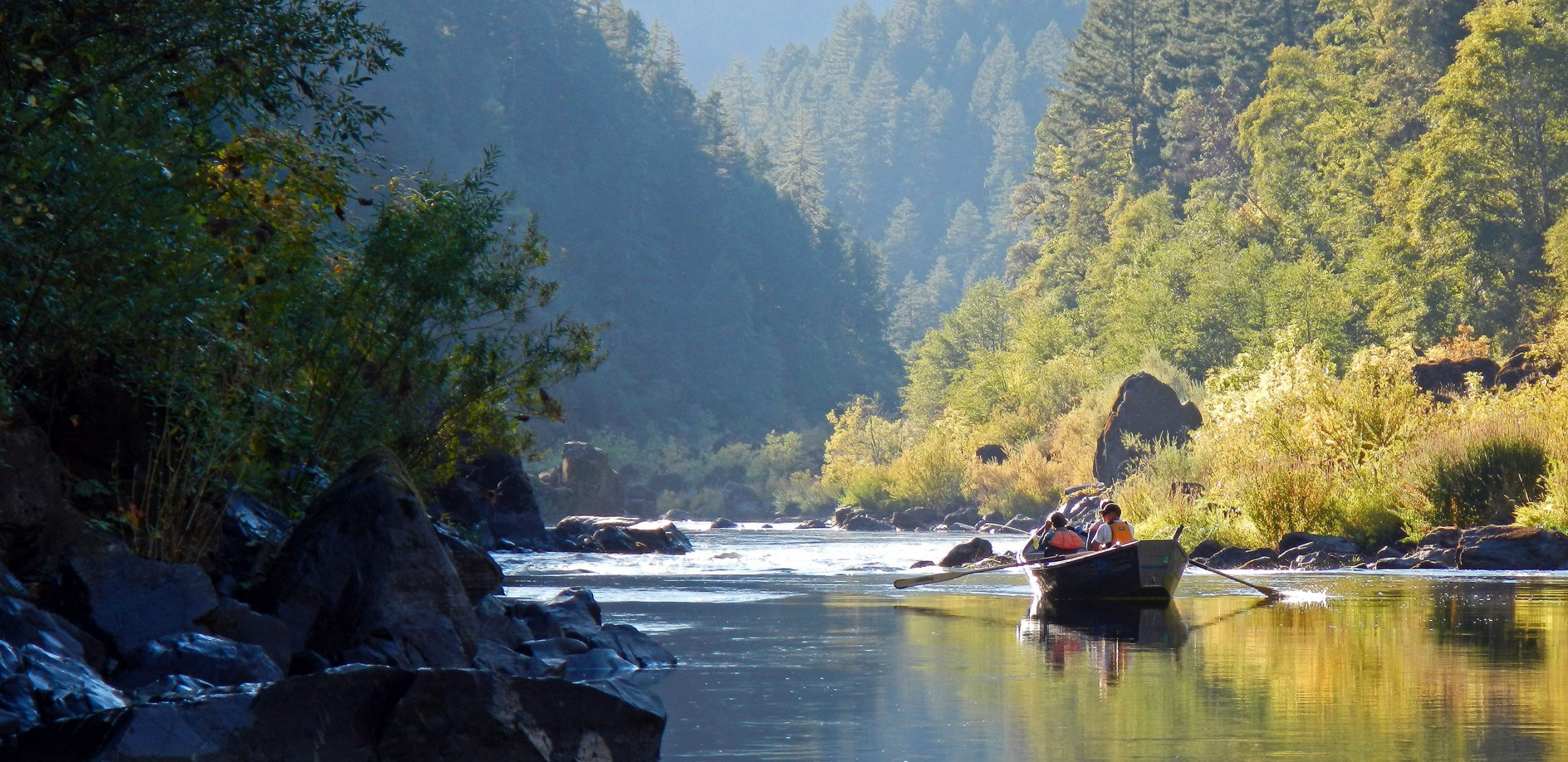 Rogue River Fishing Trips - Fly Fishing - Oregon