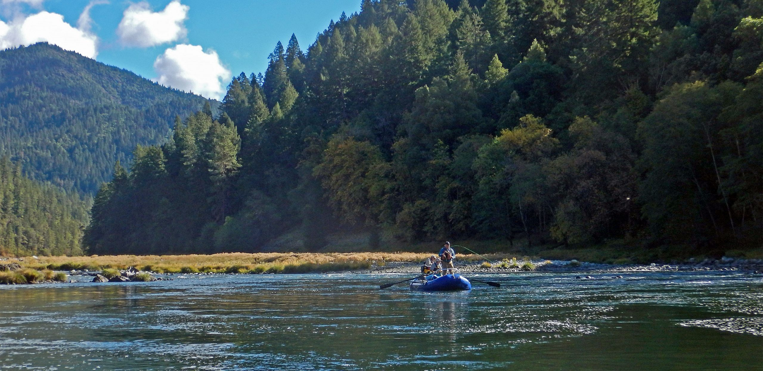 Rogue River Fishing Trips - Fly Fishing