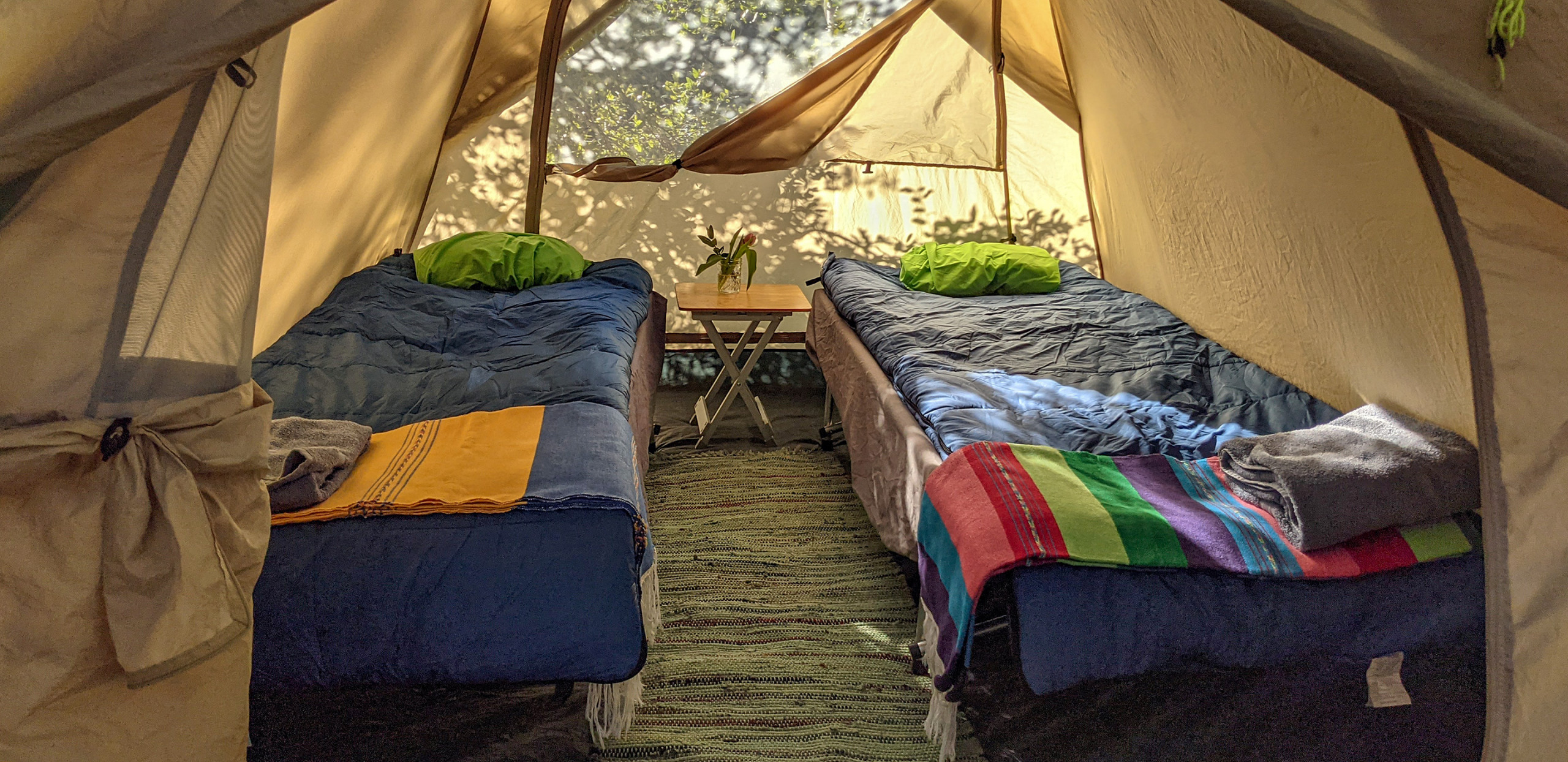 Rafting Glamping Tent